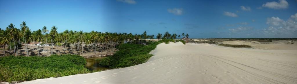 Barra do Punau (Zumbi beach)