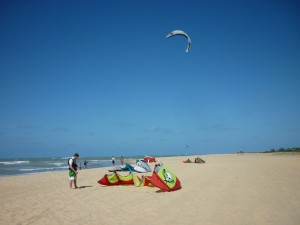 Kitesurf Sao Miguel do Gostoso