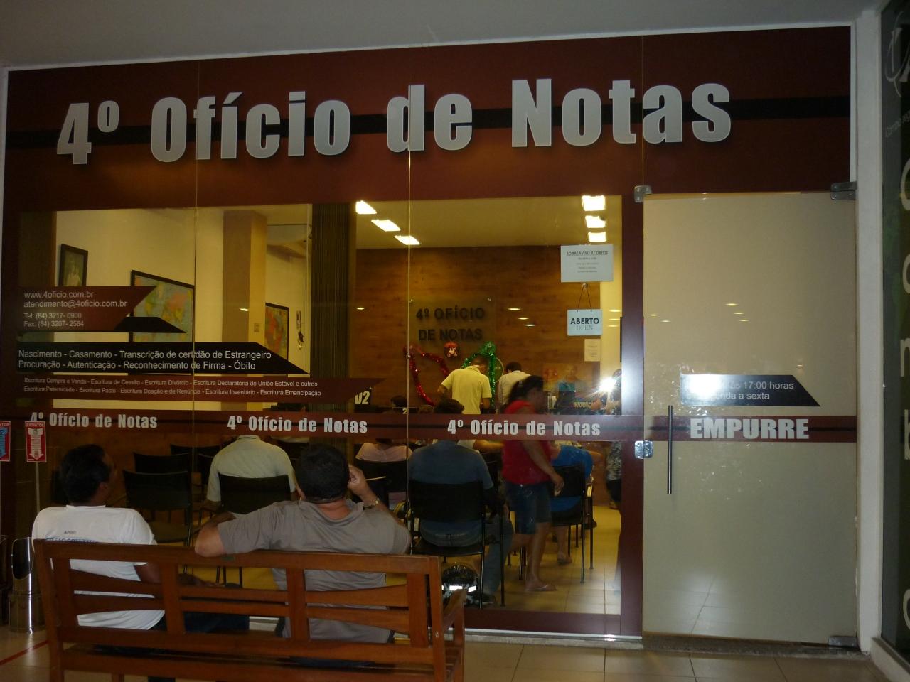 Bresil insolite u2013 office de notaire passion bresil